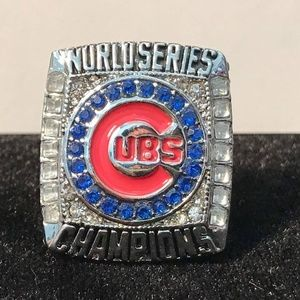 Other - NEW Cubs 2016 World Series Championship Fan Ring